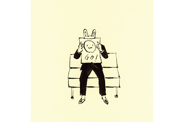 solo album『GO!』