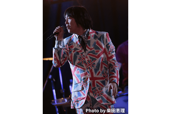 THE COLLECTORS 30周年日比谷野音