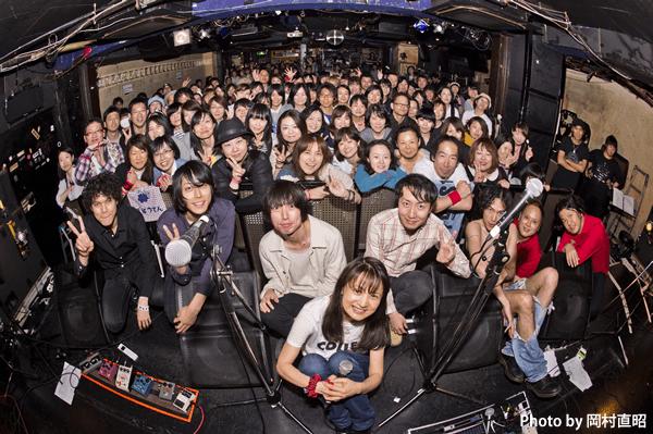 GREAT3、菅原卓郎、The Cheseraseraを迎えて行われた 「貴ちゃんナイトvol.8」のミラクルとは?