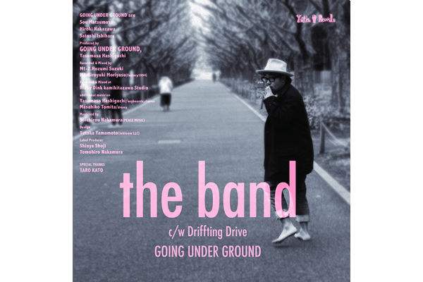 single「the band」