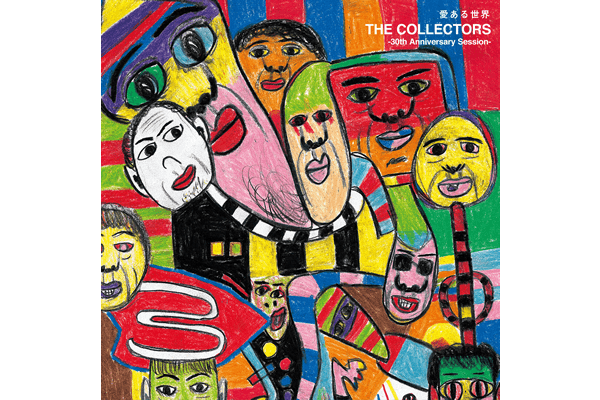 THE COLLECTORS -30th Anniversary Session-