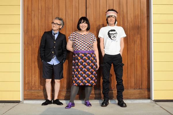 中森泰弘、真城めぐみ、真島昌利のバンド、ましまろが『ましまろに』をリリース。動画インタビューが到着!