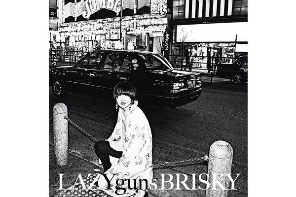 LAZYgunsBRISKY album『NO BUTS』