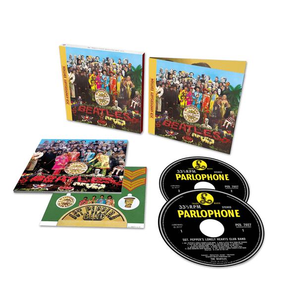 『サージェント・ペパーズ』2017 ステレオ・リミックス(2 SHM-CD)