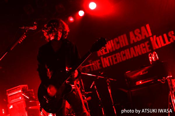 浅井健一&THE INTERCHANGE KILLS