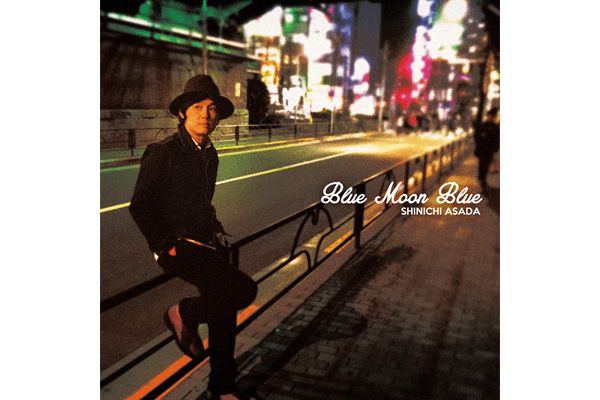 album『Blue Moon Blue』