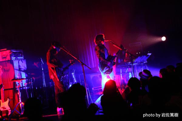 SHERBETS、ビルボードライブ東京でみせた濃密な「TIME TRIP」