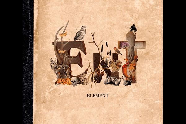 3rd Album『ELEMENT』