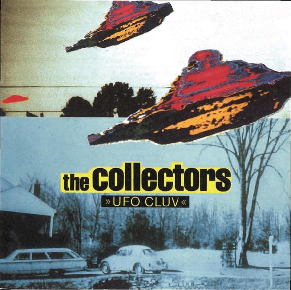 【初回限定盤】アナログ盤『UFO CLUV』