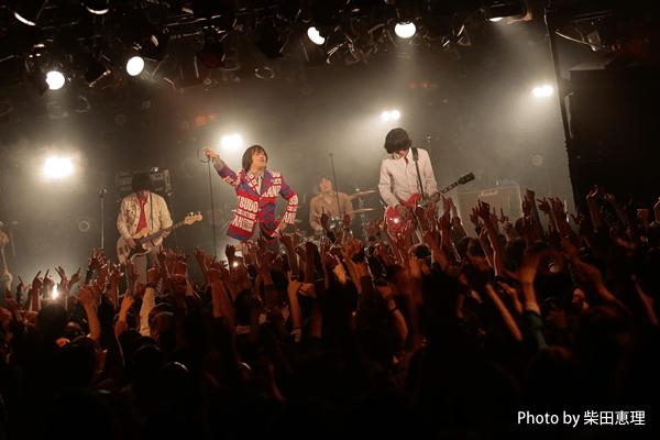 「GLORY ROAD TO BUDOKAN COUNTDOWN LIVE」ザ・コレクターズ&フラワーカンパニーズ