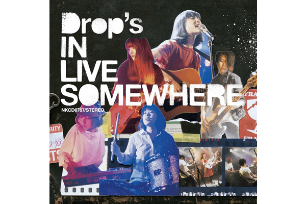 LIVE CD『IN LIVE SOMEWHERE』
