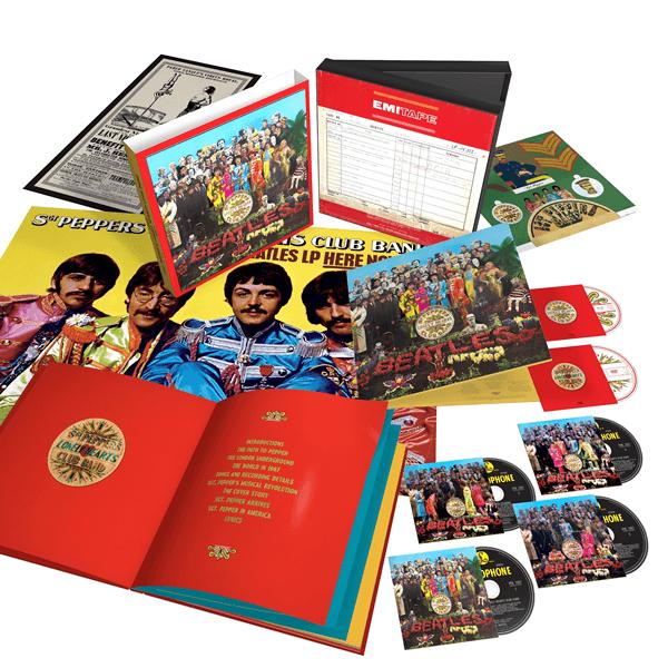 スーパー・デラックス・ボックス・セット(完全生産限定盤/6枚組/4SHM-CD+DVD+ブルーレイ