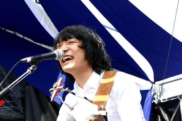 ARABAKI ROCK FEST.17 石崎ひゅーい