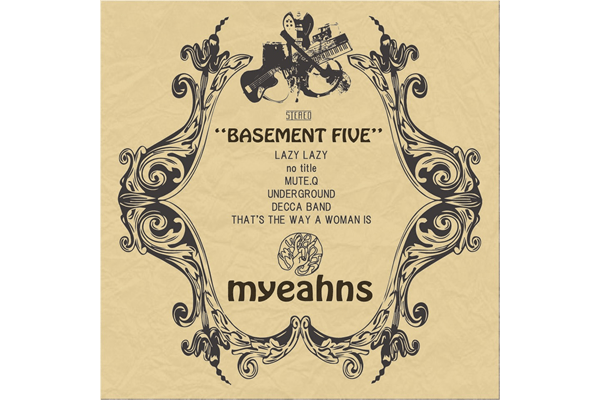 myeahns『Basement Five』