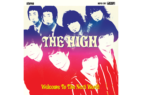 2nd Album 『Welcome To The Next World』