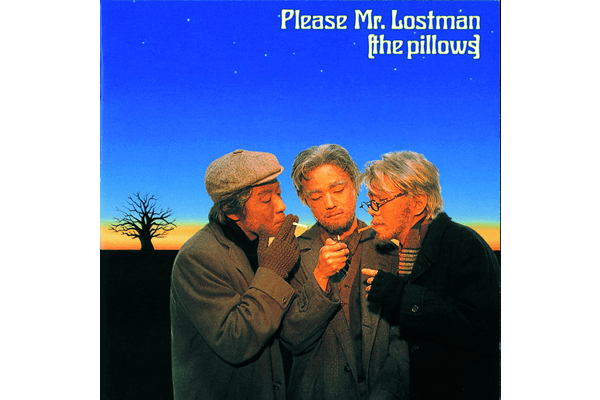 5th album『Please Mr.Lostman』