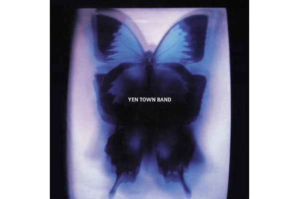 YEN TOWN BAND 7inch analog record single「Swallowtail Butterfly~あいのうた~」