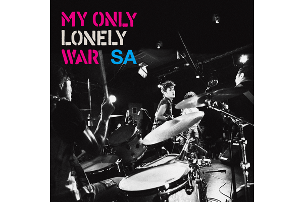 new single「MY ONLY LONELY WAR」