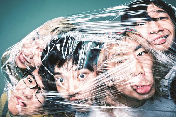 爆弾ジョニー、キョウスケ&安田が語るニューEP『クレイジービートラリアット』