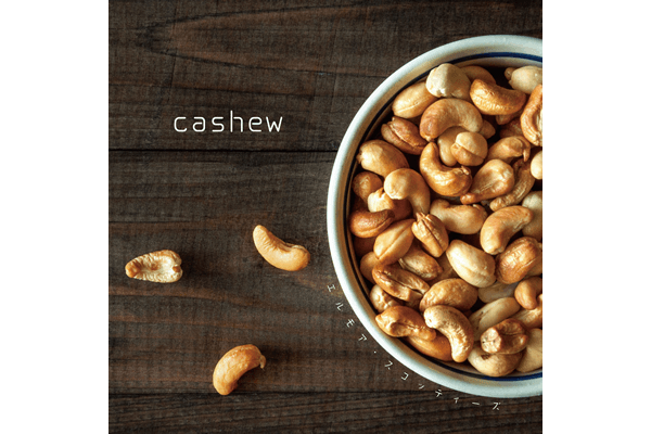 mini album『cashew』