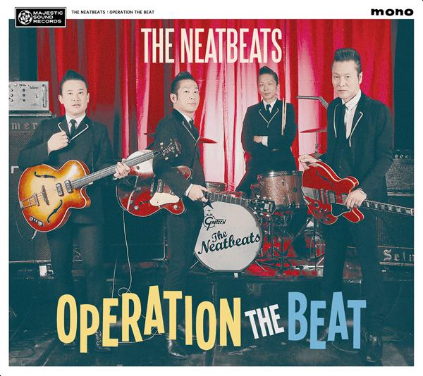album『OPERATION THE BEAT』 (オペレーション・ザ・ビート)