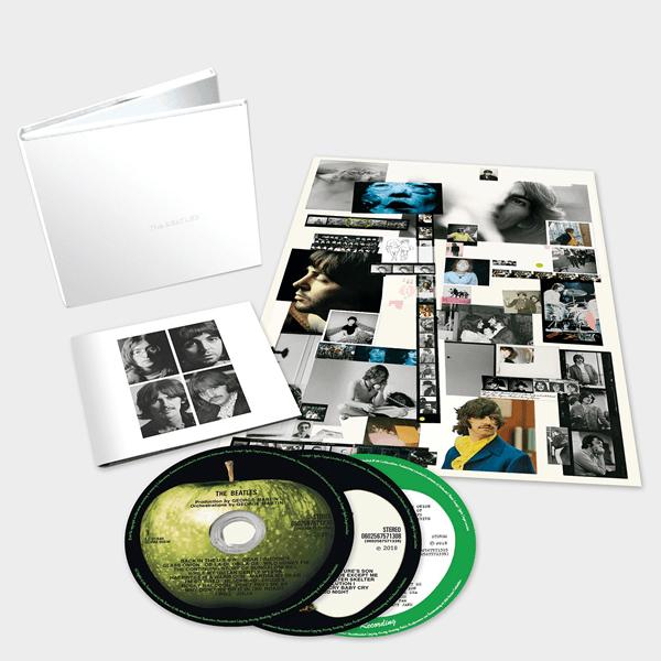 『ザ・ビートルズ(ホワイト・アルバム)』3CDデラックス・エディション
