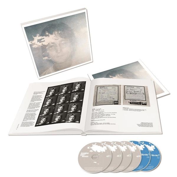 ジョン・レノン『イマジン:アルティメイト・コレクション』