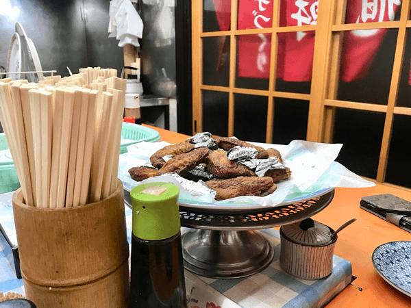 カタヤマヒロキの「食べロック」6回目