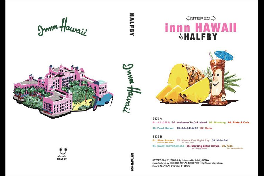 cassette『innn HAWAII』