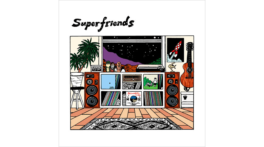 album『Superfriends』