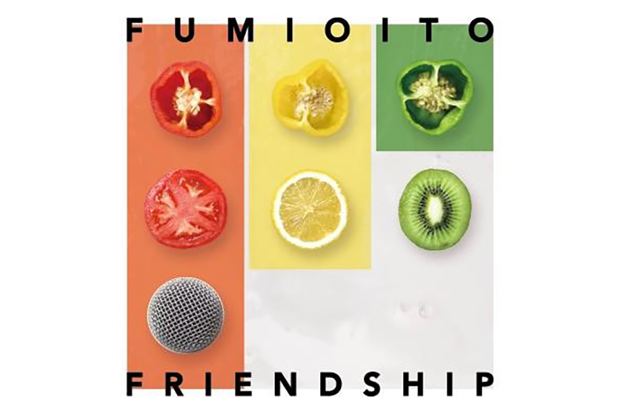solo album『FRIENDSHIP』
