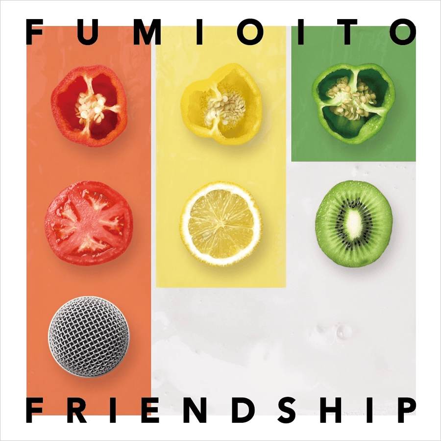 album『FRIENDSHIP』