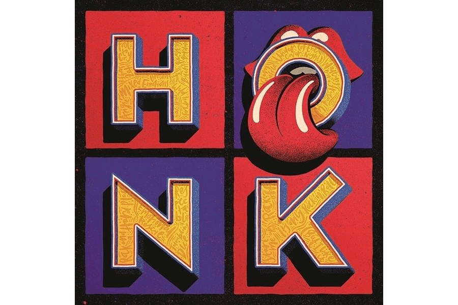best album『HONK』