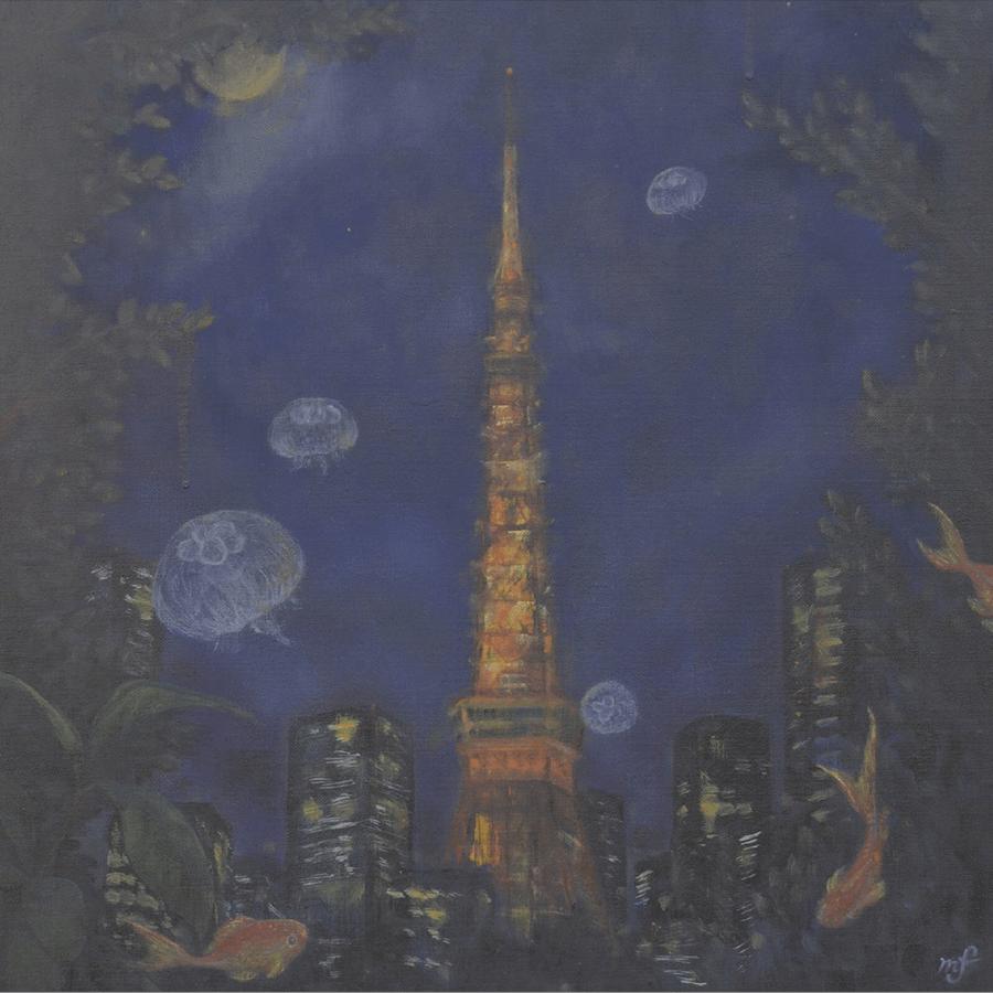 1st album『さよなら街の灯り』
