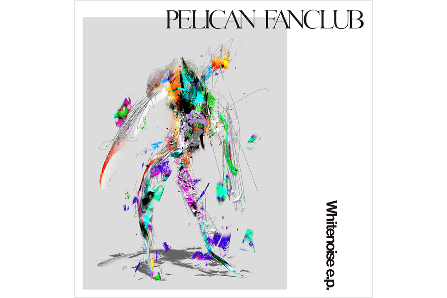 PELICAN FANCLUB ep「Whitenoise e.p.」
