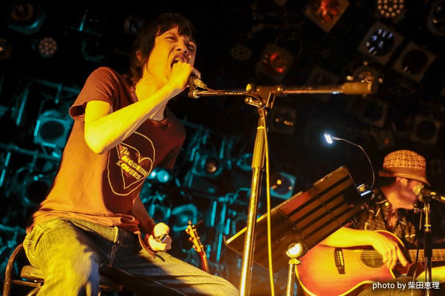 甲本ヒロト・内田勘太郎のバンド、ブギ連のライブをリポート