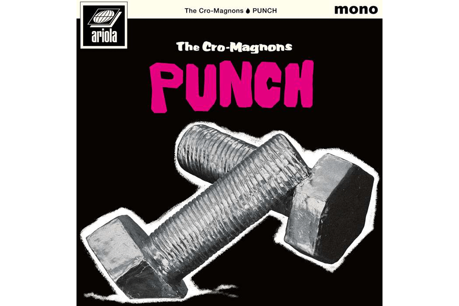 ザ・クロマニヨンズ album『PUNCH』
