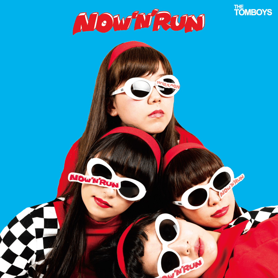 5th mini album『NOW'N'RUN』