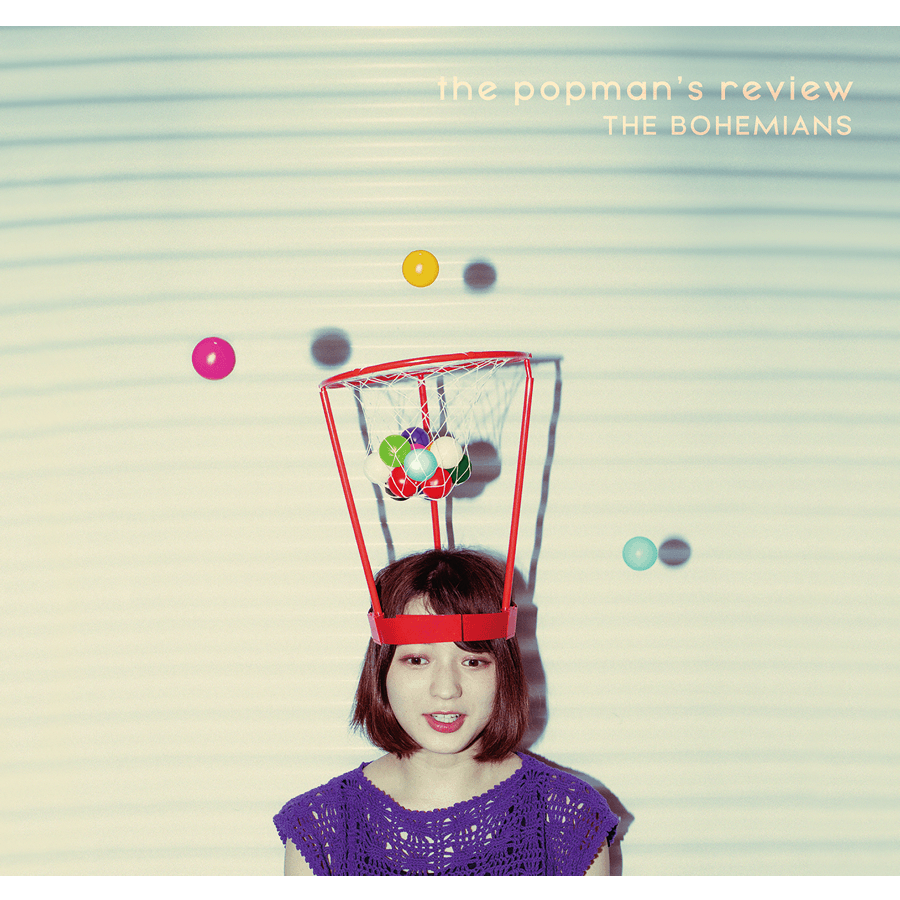 9th album『the popman's review』