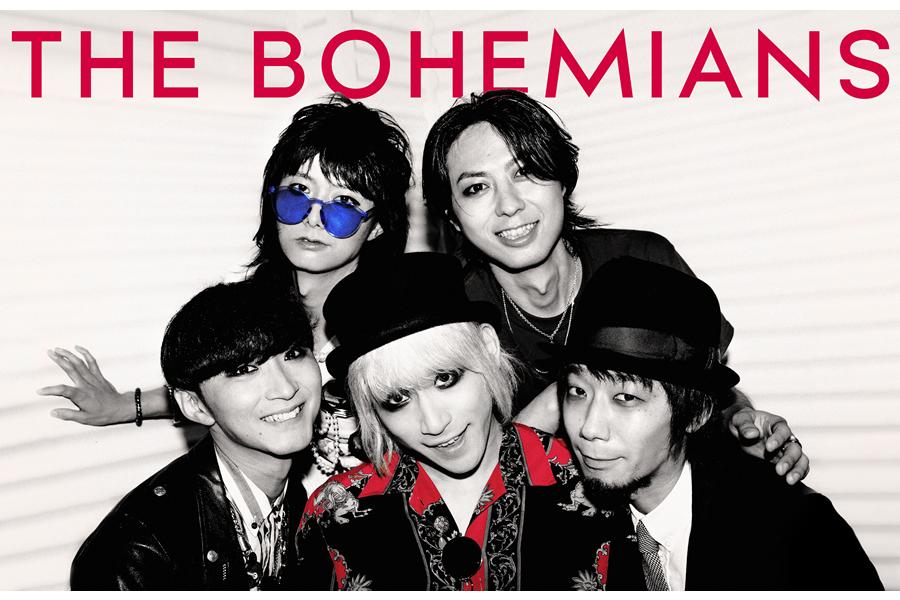 平田ぱんだとビートりょうがTHE BOHEMIANS新作『the popman's review』を語る
