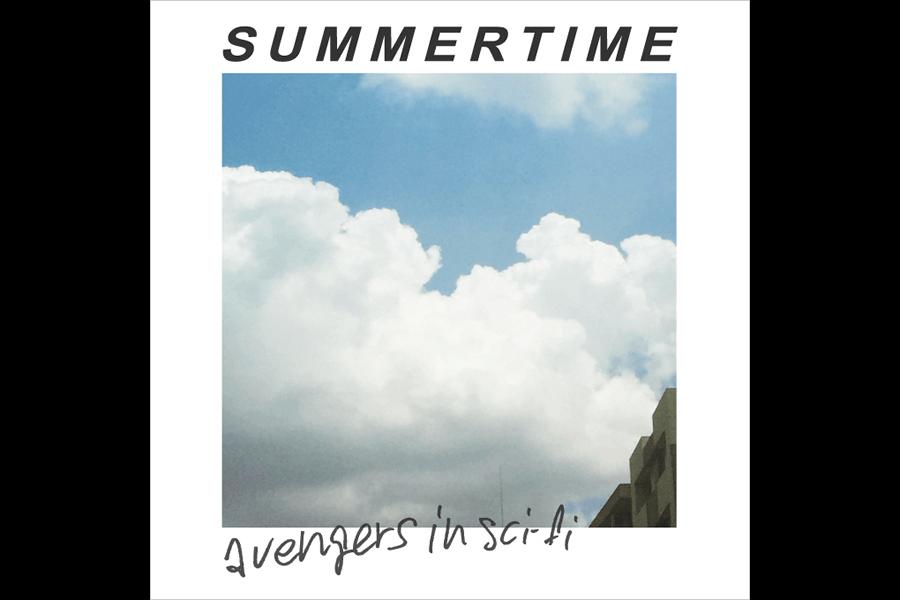 avengers in sci-fi single「Summertime」