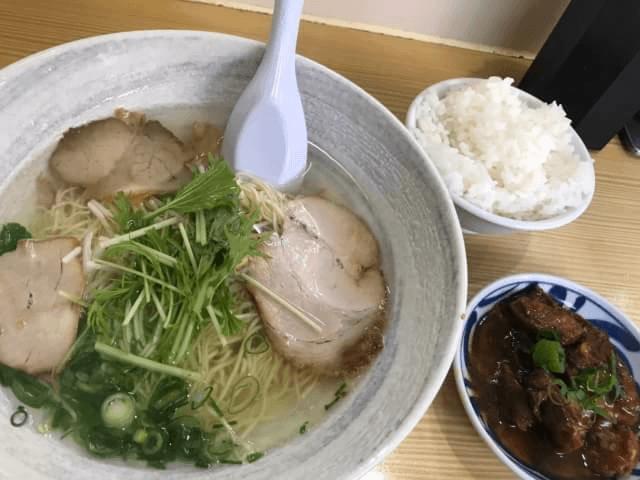 カタヤマヒロキの「食べロック」揚子江ラーメン