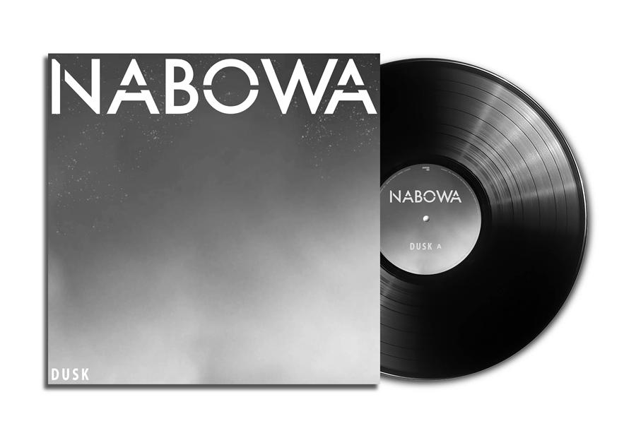NABOWA vinyl 12inch 『DUSK』