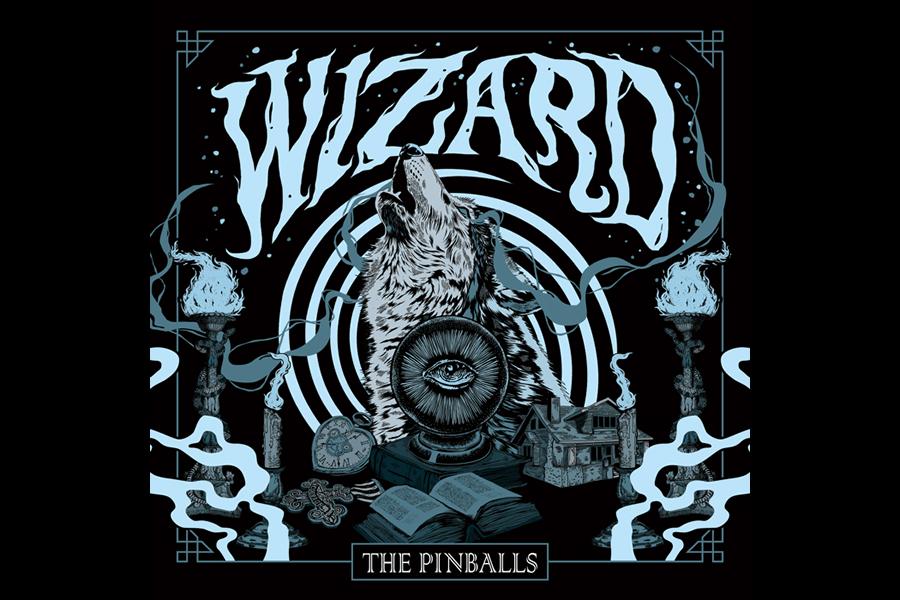 THE PINBALLS 2nd single「WIZARD」