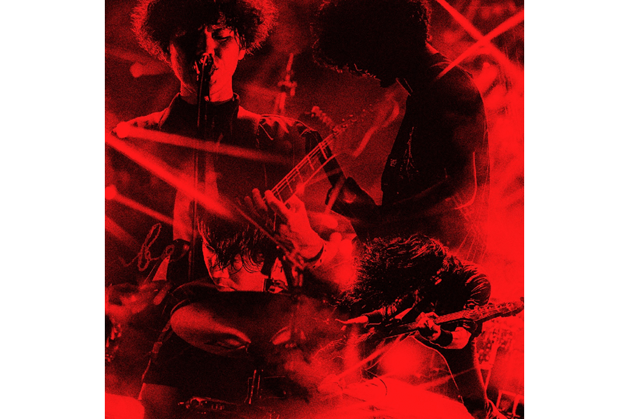 9mm Parabellum Bullet digital single「Blazing Souls」